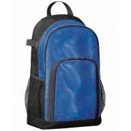 Augusta Drop Ship 1106 Backpacks - All Out Glitter Baseball Backpack