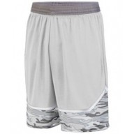 Augusta Drop Ship 1117 Shorts  - Adult Mod Camo Game Short