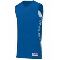 Augusta Drop Ship 1162 Tees - Youth Hook Shot Reversible Jersey