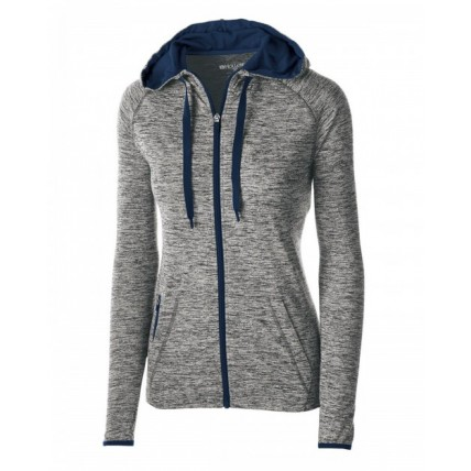 Holloway 222743 Jackets - Ladies' Sof-Tec Primo Dry-Excel™ Force Warm-Up Full-Zip Jacket