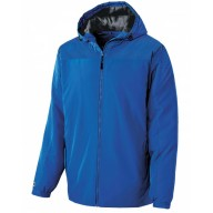 Holloway 229017 Jackets - Adult Polyester Full Zip Bionic Hooded Jacket