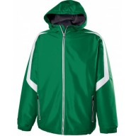 Holloway 229059 Jackets - Adult Polyester Full Zip Charger Jacket