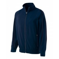 Holloway 229142 Jackets - Adult Polyester Full Zip Determination Jacket