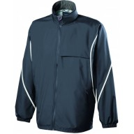 Holloway 229159 Jackets - Adult Polyester Full Zip Hooded Circulate Jacket