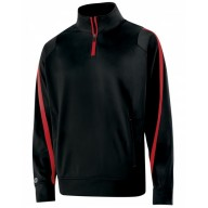 Holloway 229292 Pullover Shirts - Youth Polyester 1/4 Zip Determination Pullover