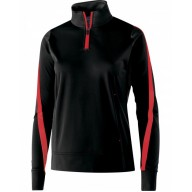 Holloway 229392 Pullover Shirts - Ladies' Polyester 1/4 Zip Determination Pullover