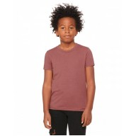Bella + Canvas 3001Y T Shirts - Youth Jersey T-Shirt