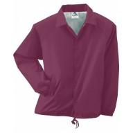 Augusta Drop Ship 3101 Jackets - Youth Lined Nylon Coach's Jacket