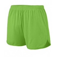 Augusta Drop Ship 339 Shorts - Youth Wicking Poly/Span Short