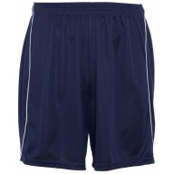 Augusta Drop Ship 460 Shorts - Piped Wicking Soccer Short