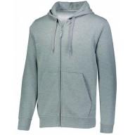 Augusta Sportswear 5418 Fleece Sweatshirts - Adult 60/40 Fleece Full-Zip Hooded Sweatshirt