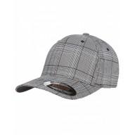 Yupoong 6196 Caps - Flexfit Glen Check Cap