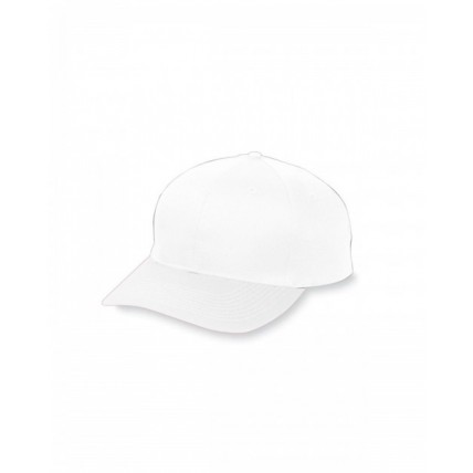 Augusta Drop Ship 6206 Caps - Youth 6-Panel Cotton Twill Low Profile Cap