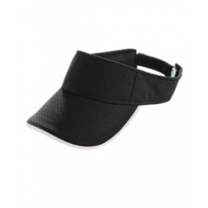 Augusta Drop Ship 6223 Visors - Adult Athletic Mesh Two-Color Visor