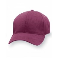 Augusta Drop Ship 6233 Caps - Youth Sport Flex Athletic Mesh Cap