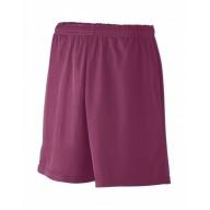 Augusta Drop Ship 734 Shorts - Youth Mini Mesh League Short