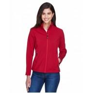 Core 365 78184 Jackets  - Ladies' Cruise Two-Layer Fleece Bonded SoftShell Jacket