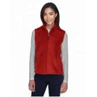Core 365 78191 Vests - Ladies' Journey Fleece Vest