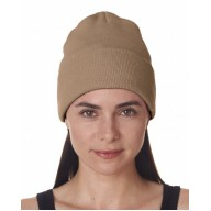 UltraClub 8130 Beanies - Adult Knit Beanie with Cuff