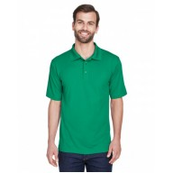 UltraClub 8210 Polo Shirts - Men's Cool & Dry Mesh Piqué Polo