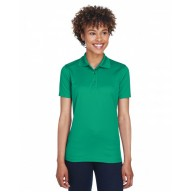 UltraClub 8210L Polo Shirts - Ladies' Cool & Dry Mesh Piqué Polo
