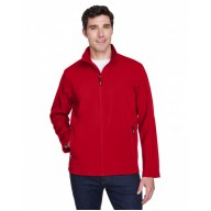 Core 365 88184 Jackets - Men's Cruise Two-Layer Fleece Bonded SoftShell Jacket