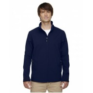Core 365 88184T Jackets - Men's Tall Cruise Two-Layer Fleece Bonded SoftShell Jacket
