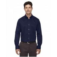 Core 365 88193T Shirts - Men's Tall Operate Long-Sleeve Twill Shirt