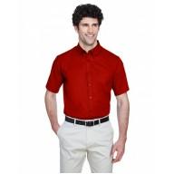 Core 365 88194 Shirts - Men's Optimum Short-Sleeve Twill Shirt