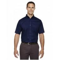 Core 365 88194T Shirts - Men's Tall Optimum Short-Sleeve Twill Shirt