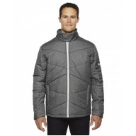 North End 88698 Jackets - Men's Avant Tech Mélange Insulated Jacket with Heat Reflect Technology