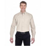 UltraClub 8975T Shirts - Men's Tall Whisper Twill