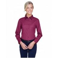 UltraClub 8976 Shirts - Ladies' Whisper Twill
