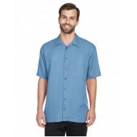 UltraClub 8980 Shirts - Men's Cabana Breeze Camp Shirt