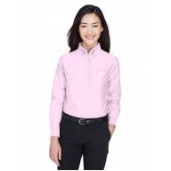 UltraClub 8990 Shirts - Ladies' Classic Wrinkle-Resistant Long-Sleeve Oxford