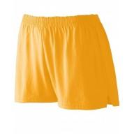 Augusta Drop Ship 987 Shorts - Ladies' Trim Fit Jersery Short