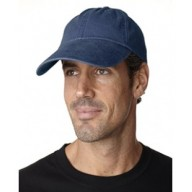 Adams ACSB101 Caps - Cotton Twill Pigment-Dyed Sunbuster Cap