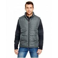 Burnside B8700 Vests - Adult Puffer Vest