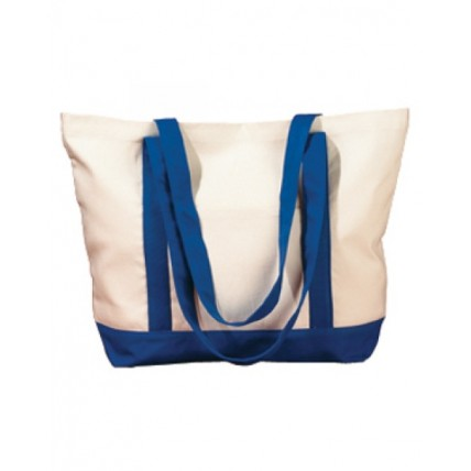 BAGedge BE004 Totes - 12 oz. Canvas Boat Tote