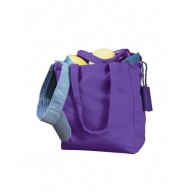 BAGedge BE008 Totes - 12 oz. Canvas Book Tote