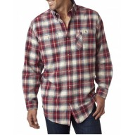 Backpacker BP7001 Shirts - Men's Yarn-Dyed Flannel Shirt
