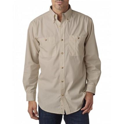 Backpacker BP7003T Woven Shirts  - Men's Tall Ripstop Woven