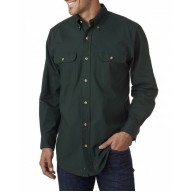 Backpacker BP7005 Shirts - Men's Solid Flannel Shirt