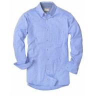 Backpacker BP7011 Shirts - Men's Yarn-Dyed Micro-Check Woven