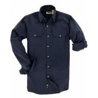 Backpacker BP7017T Woven Shirts  - Men's Tall Expedition Travel Long-Sleeve Shirt