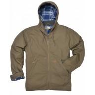 Backpacker BP7020T Jackets - Men's Tall Hooded Navigator Jacket