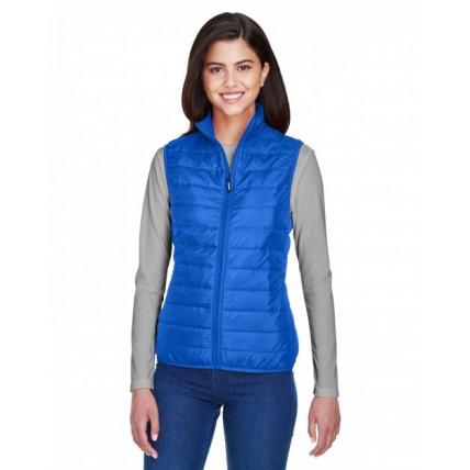 Core 365 CE702W Vests - Ladies' Prevail Packable Puffer Vest