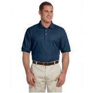 Devon & Jones D100T Polo Shirts - Men's Tall Pima Piqué Short-Sleeve Polo