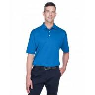Devon & Jones D140S Polo Shirts - Men's Solid Perfect Pima InterlockPolo