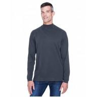 Devon & Jones D420 Jerseys - Adult Sueded Cotton Jersey Mock Turtleneck